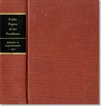 Public Papers of the Presidents of the United States, Dwight D. Eisenhower, 1957: Containing the Public Messages, Speeches, and Statements of the President, January 1 to December 31, 1957