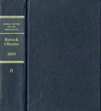 Public Papers of the Presidents of the United States, Barack Obama, 2009, Book 2, July 1 to December 31, 2009