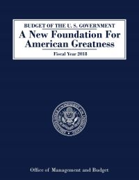 Budget of the United States Government, FY 2018 (CD-ROM)
