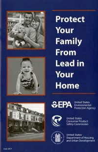 Protect Your Family From Lead in Your Home, 2017