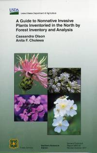 A Guide to Nonnative Invasive Plants Inventoried in the North by Forest Inventory and Analysis