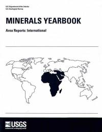 Minerals Yearbook, 2008, V. 3: Area Reports: International, Latin America and Canada