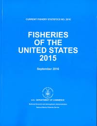 Fisheries of the United States 2015