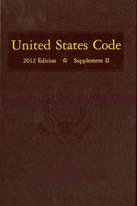 United States Code 2012 Edition, V. 8, Title 13, Census to Title 15, Commerce and Trade, Sections 1-720n