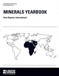 Minerals Yearbook, 2012, Area Reports, International, V. 3, Europe and Central Eurasia