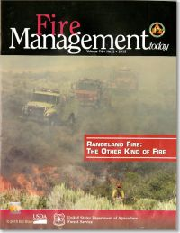 Fire Management Today, V. 74, No. 2, 2015