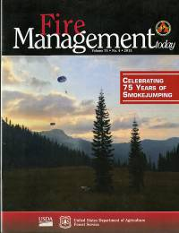 Fire Management Today, V. 74, No. 4, 2015