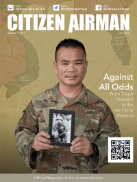 V.71 #3 June 2019; Citizen Airman.