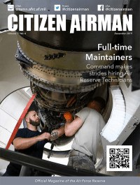V.71 #6 December 2019; Citizen Airman.