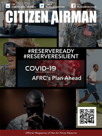 V.72 #2 April 2020; Citizen Airman.