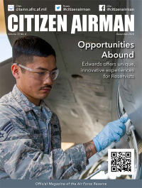 V.72 #6 December 2020; Citizen Airman.