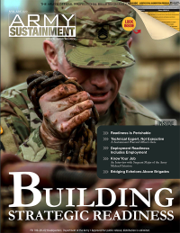 V.52 #2 April- June 2020; Army Sustainment (formerly Army Logistician)