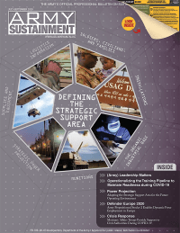 V.52 #3 July-sept.2020; Army Sustainment (formerly Army Logistician)