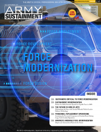V.53 #3 July-sept.2021; Army Sustainment (formerly Army Logistician)