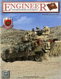 Engineer: The Professional Bulletin for Army Engineers, V. 46, September-December 2016
