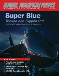 Fall 2020; Naval Aviation News