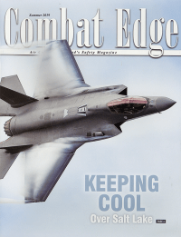 V.27 #2 Summer 2019; The Combat Edge (formerly Tac Attack)