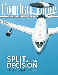 V.29 #1 Spring 2021; The Combat Edge (formerly Tac Attack)
