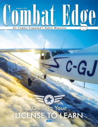V.29 #2, Summer 2021; The Combat Edge (formerly Tac Attack)