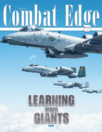 V.29 #3 Fall 2021; The Combat Edge (formerly Tac Attack)