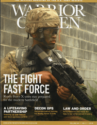 V.64 #2,2019; Warrior Citizen- The Official Magazine Of The Army Reserve