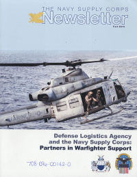 Fall 2019; Navy Supply Corps Newsletter
