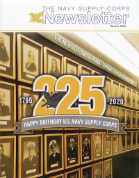 Winter 2020; Navy Supply Corps Newsletter