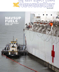 Spring 2020; Navy Supply Corps Newsletter