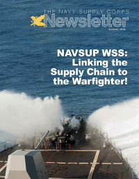 Summer 2020; Navy Supply Corps Newsletter