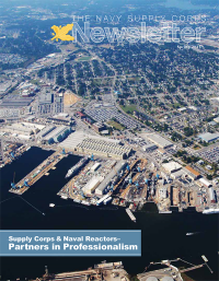Spring 2021; Navy Supply Corps Newsletter