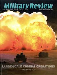Sept. Oct. 2018; Military Review