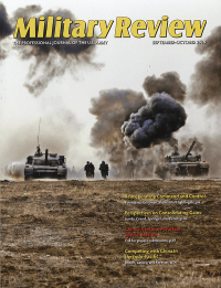 Military Review: The Professional Journal of the United States Army