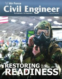 V.26 #1, 2018; Air Force Civil Engineer