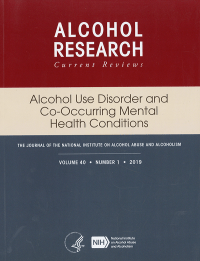 V.40 #1, 2019; Alcohol Research