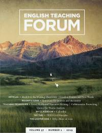 V.57 #1,2019; English Teaching Forum