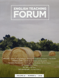 V.57 #4,2019; English Teaching Forum