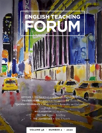 V.58 #2,2020; English Teaching Forum