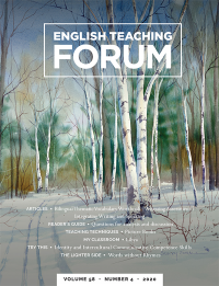 V.58 #4,2020; English Teaching Forum