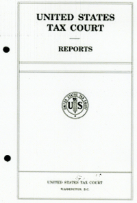 United States Tax Court Reports Volume 150