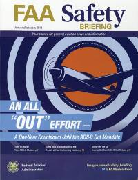 Jan./feb 2019; Faa Safety Briefing