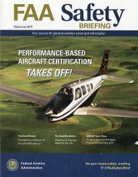 May-june 2019; Faa Safety Briefing