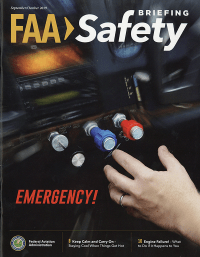 Sept/oct. 2019; Faa Safety Briefing