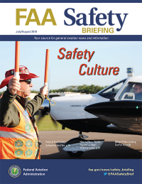 July/aug. 2019; Faa Safety Briefing