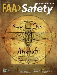 January/ February 2021; Faa Safety Briefing