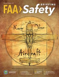 January/february 2021; Faa Safety Briefing