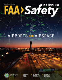 Sept/oct 2021; Faa Safety Briefing