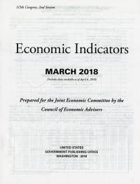 March 2018; Economic Indicators
