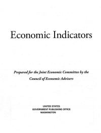 April 2020; Economic Indicators