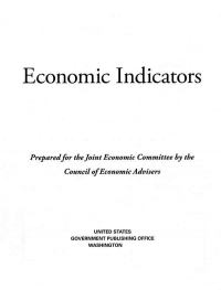 October 2020; Economic Indicators