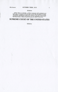 2019 Supreme Court The Individual Slip Opinions Term Of Court